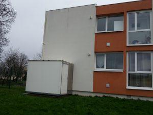 Analyseur de la station de Brest Pen Ar Streat