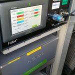 analyseurs de la station Kergoff