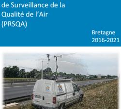 Plan Régional de Surveillance de la qualité de l'air 2016-2021