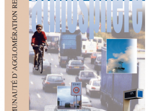 Plan de protection de l'atmosphère de l'agglomération rennaises – 2005