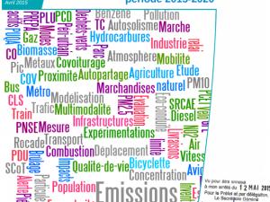 Plan de Protection de l'atmosphère de l'agglomération rennaise – 2015