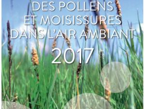 Surveillance des pollens et moisissures dans l'air ambiant – 2017