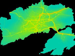 Brest Métropole : Évaluation de la qualité de l'air