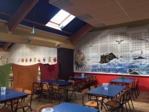 Evaluation de la qualité de l'air intérieur au sein d'un restaurant scolaire : Impact des produits d'entretien