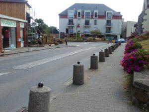 Centre-bourg de Gévezé (35)