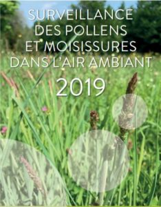 Pollens et moisissures 2019