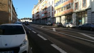 boulevard de Normandie