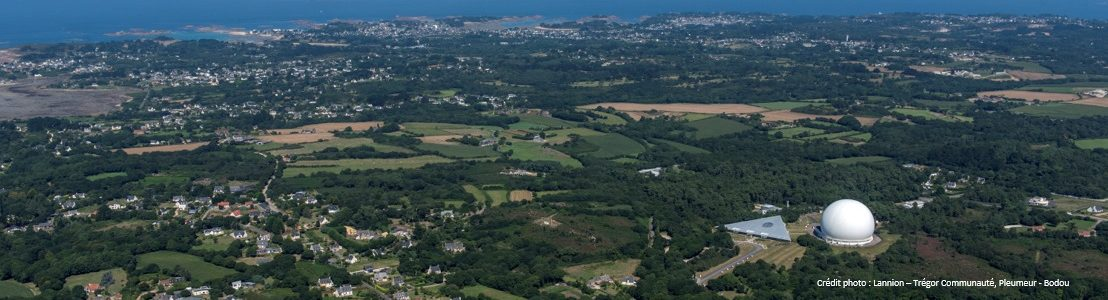 Lannion-trégor Communauté Pleumeur Bodou