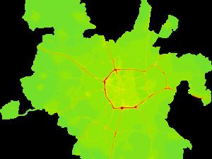 Rennes Métropole : Évaluation de la qualité de l'air