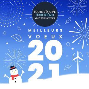 Air Breizh - Image FB et TW