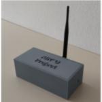 Prototype de boitier (impression 3D)